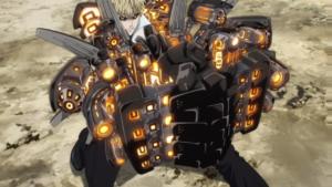 genos cyborg più fighi