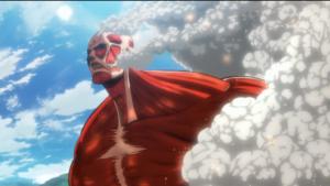 titano colossale