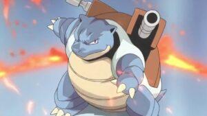 blastoise pokemon di goku