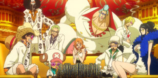 film di one piece