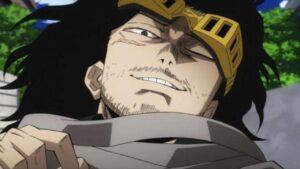 aizawa my hero academia