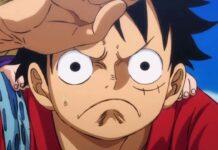 luffy esce dal manga