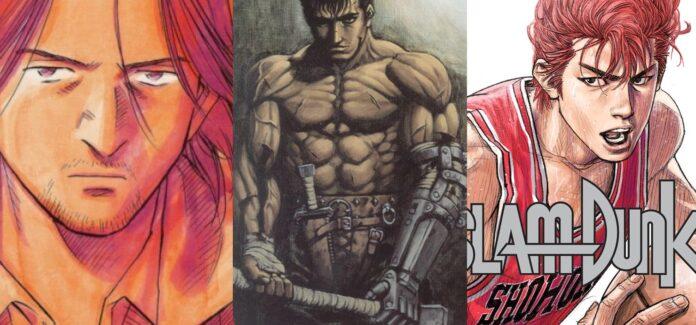 10 migliori manga di sempre