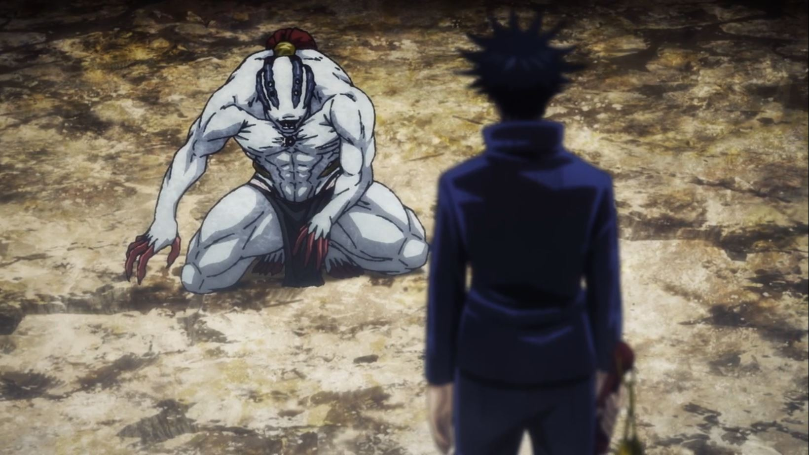 Jujutsu Kaisen Episodio 23