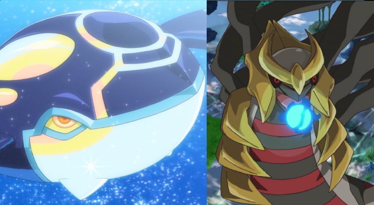 pokemon leggendari che potrebbero distruggere il mondo