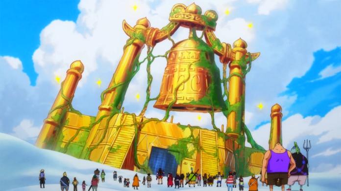 One Piece Episodio 967