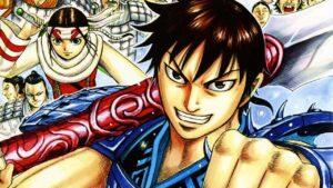 kingdom migliori manga