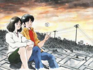 touch manga anni '80