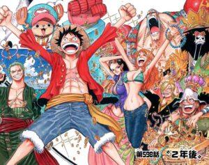 one piece top 10 saghe più corte manga