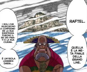 one piece top 10 saghe più corte del manga
