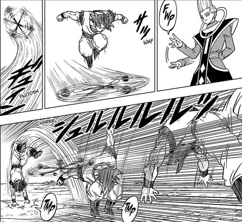 Dragon Ball Super Capitolo 71