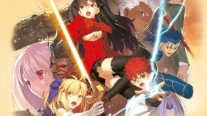 fate ubw visual novel
