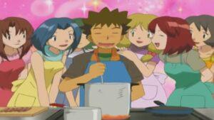 brock pokemon migliori cuochi degli anime