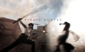 zoro il cacciatore di pirati