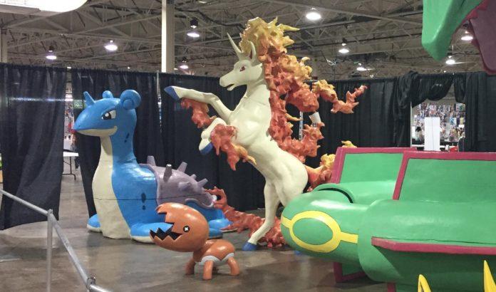 statue pokémon
