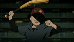 paranoia agent shonen bat lil slugger
