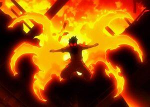 fire force anime spaventosi