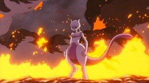 pokemon mewtwo strike back