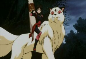 kirara inuyasha gatti più forti