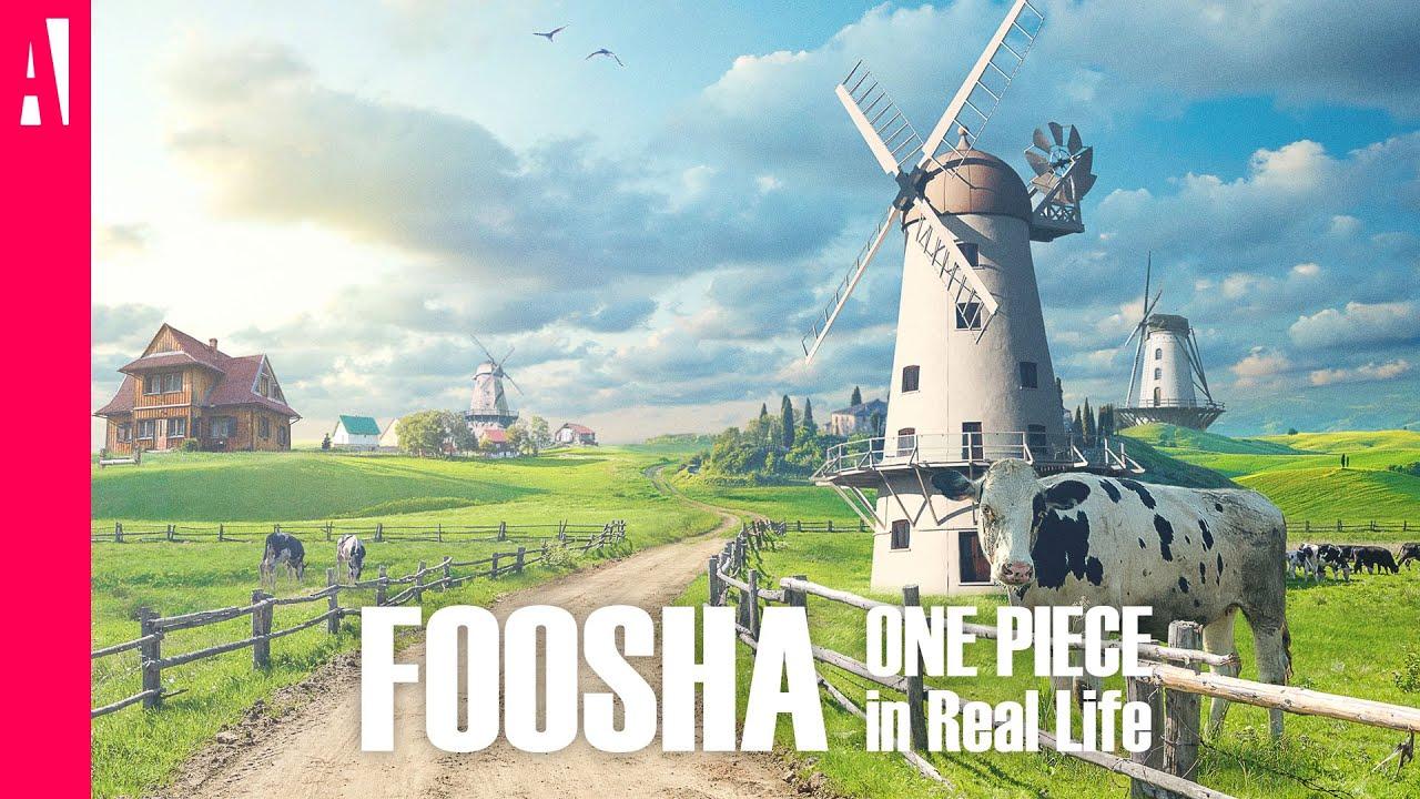 foosha nella vita reale