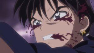 inuyasha anime spaventosi