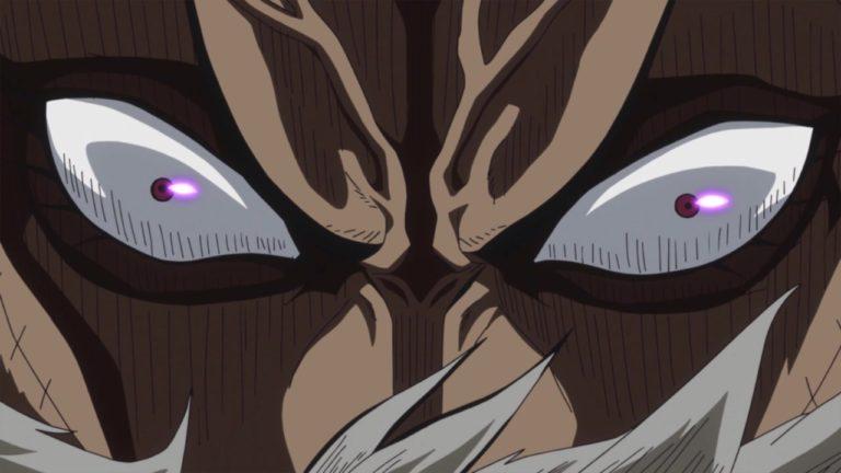 Episodio 857 – Il contrattacco di Rufy – La debolezza dell'invincibile Katakuri!