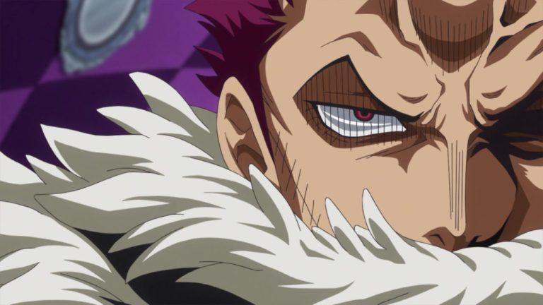 Episodio 855 – La fine della battaglia mortale!? La rabbia di Katakuri si risveglia